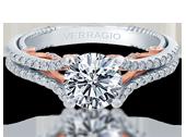INSIGNIA-7063-TT - a Verragio engagement ring.
