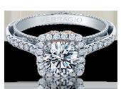VENETIAN-5061CU-TT - a Verragio engagement ring.