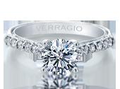 Renaissance-901R7 - a Verragio engagement ring.