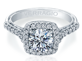 Renaissance-908CU7 - a Verragio engagement ring.