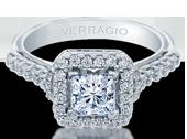 Renaissance-908P5.5 - a Verragio engagement ring.