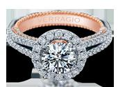 VENETIAN-5067R-2WR - a Verragio engagement ring.