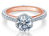COUTURE-0457R-2WR - a Verragio engagement ring.
