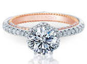 COUTURE-0458RD-2WR - a Verragio engagement ring.