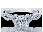 INSIGNIA-7060 - a Verragio engagement ring.