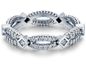 PARISIAN-W103P - a Verragio wedding ring.