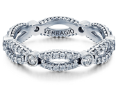 PARISIAN-W103R - a Verragio wedding ring.
