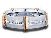 MV-6N16 - a Verragio mens ring.