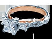 COUTURE-0423P-TT - a Verragio engagement ring.