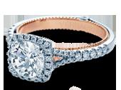 COUTURE-0424CU-TT - a Verragio engagement ring.