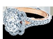 COUTURE-0426OV-TT - a Verragio engagement ring.