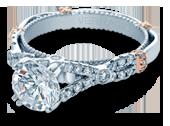 PARISIAN-DL102 - a Verragio engagement ring.