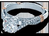 PARISIAN-DL105 - a Verragio engagement ring.