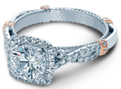 PARISIAN-DL106CU - a Verragio engagement ring.