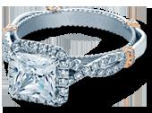 PARISIAN-DL106P - a Verragio engagement ring.