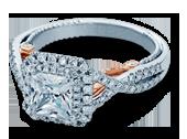 INSIGNIA-7084P-TT - a Verragio engagement ring.