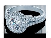 INSIGNIA-7062RL - a Verragio engagement ring.