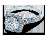 COUTURE-0433CU-TT - a Verragio engagement ring.