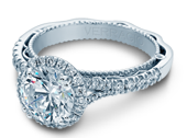 VENETIAN-5057R - a Verragio engagement ring.