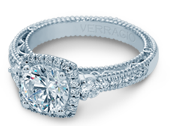 VENETIAN-5063CU - a Verragio engagement ring.