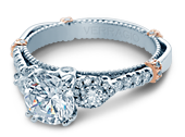 PARISIAN-DL128 - a Verragio engagement ring.