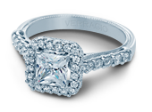 Classic-903P5.5 - a Verragio engagement ring.