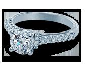 Renaissance-906R7 - a Verragio engagement ring.