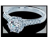 Renaissance-911RD7 - a Verragio engagement ring.