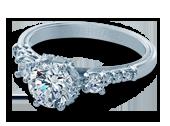 Renaissance-912RD7 - a Verragio engagement ring.