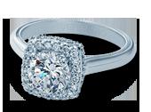 Classic-927CU7 - a Verragio engagement ring.