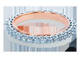 Classic-920W19-TT - a Verragio wedding ring.