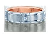 VWD-6928 - a Verragio mens ring.
