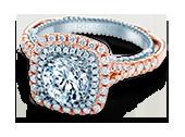 VENETIAN-5065CU-2RW - a Verragio engagement ring.
