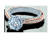 VENETIAN-5070D-2RW - a Verragio engagement ring.