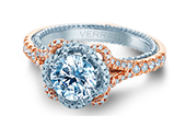COUTURE-0444-2RW - a Verragio engagement ring.
