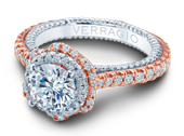 COUTURE-0467R-2RW - a Verragio engagement ring.