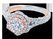 INSIGNIA-7088R-2WR - a Verragio engagement ring.
