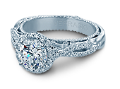 VENETIAN-5005R - a Verragio engagement ring.