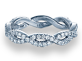 ETERNA-4017 - a Verragio wedding ring.