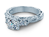 VENETIAN-5013R - a Verragio engagement ring.