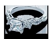 INSIGNIA-7055P - a Verragio engagement ring.