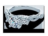 INSIGNIA-7055R - a Verragio engagement ring.