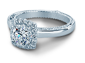 VENETIAN-5019CU - a Verragio engagement ring.