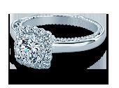 VENETIAN-5019CU - a Verragio engagement ring.