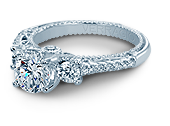 VENETIAN-5023R - a Verragio engagement ring.