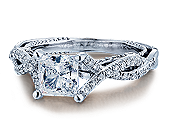 INSIGNIA-7060 - a Verragio engagement ring.