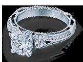 VENETIAN-5021R - a Verragio engagement ring.