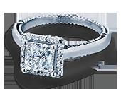 VENETIAN-5042P - a Verragio engagement ring.