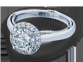 VENETIAN-5042R - a Verragio engagement ring.
