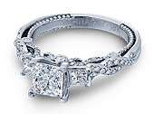 INSIGNIA-7074P - a Verragio engagement ring.